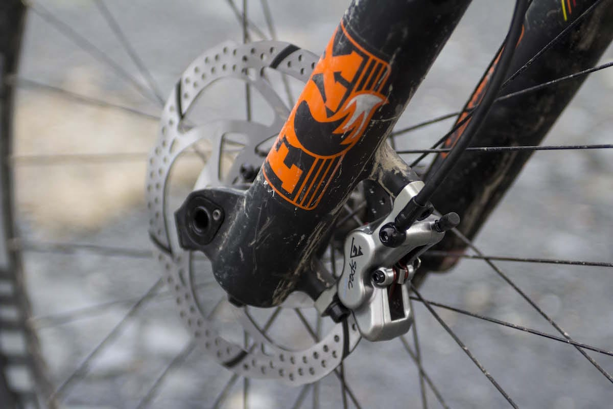 05c8a44cedb We Test & Review The Smooth TRP G-Spec Slate Brakes - Singletrack ...