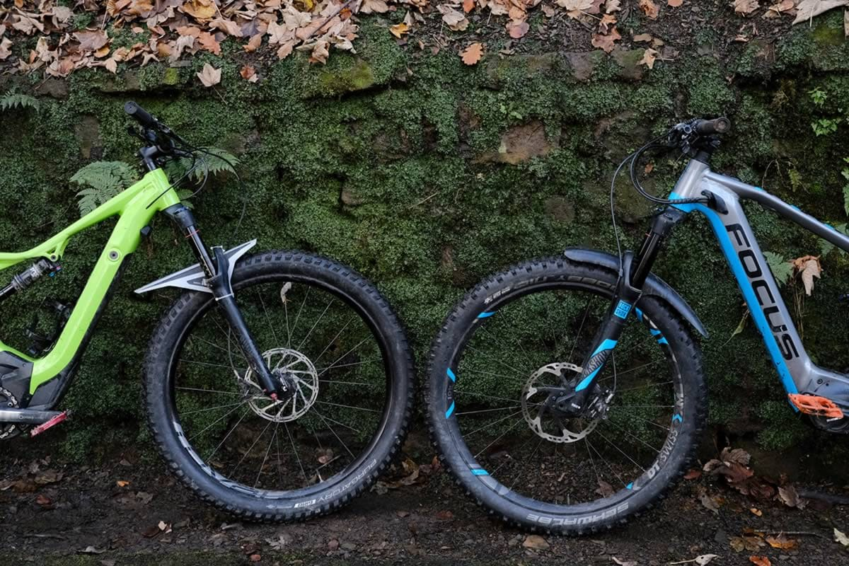4ad663f786f Battle of the e-MTBs: Focus Jam2 VS Specialized Turbo Levo - Singletrack  Magazine