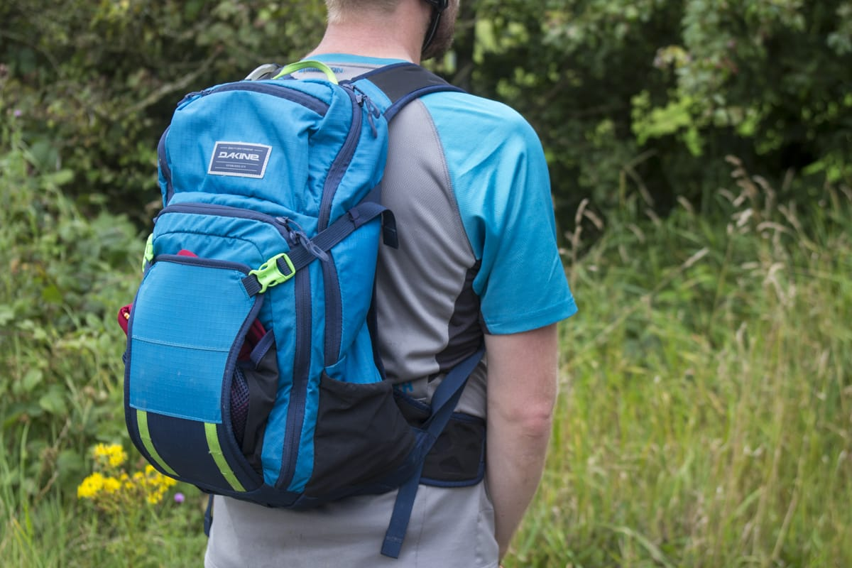 Everything But The Kitchen Sink Dakine S Drafter Pack Is