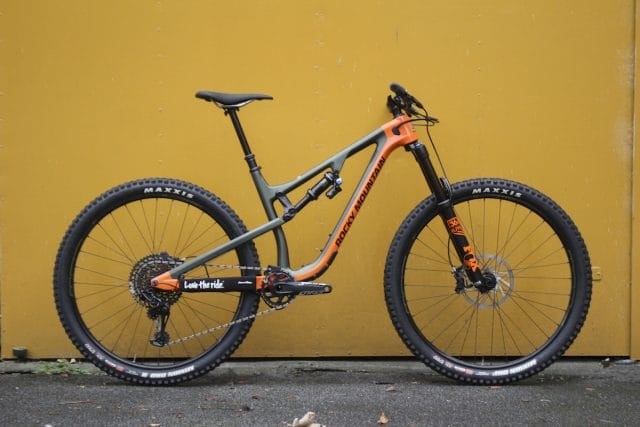 rocky mountain instinct bc edition 29er