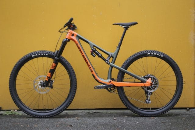 823774ee1a5 The 2018 Rocky Mountain Instinct BC Edition Is An Absolute Beast Of ...
