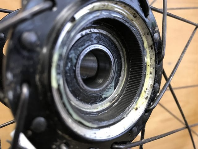 rsp hub freehub bearing