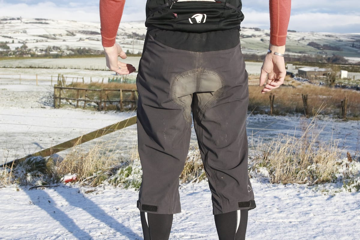 endura mt500 spray baggy short waterproof snow