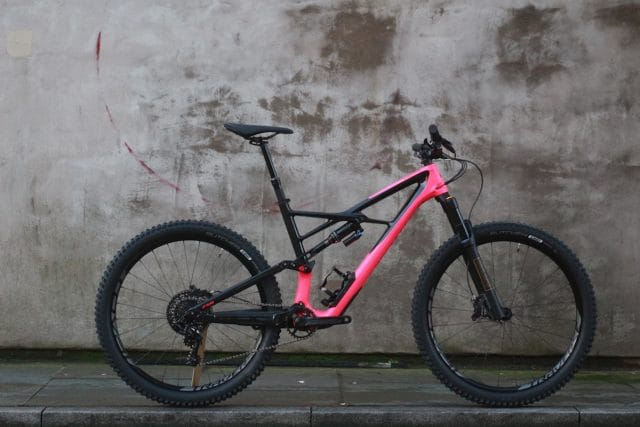 specialized enduro elite 650b ohlins