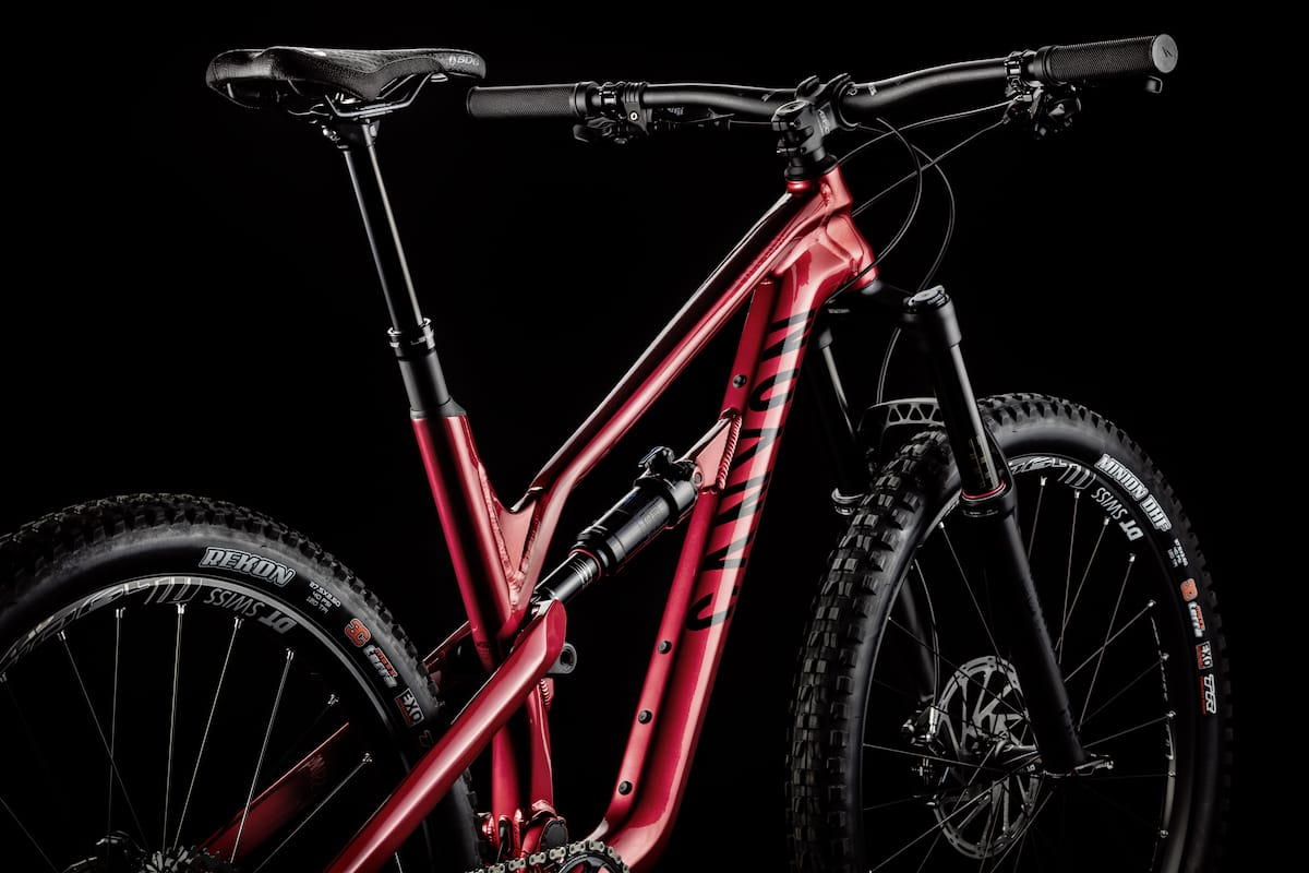 Canyon Changes Routine With All-New Spectral And The Cable Routing