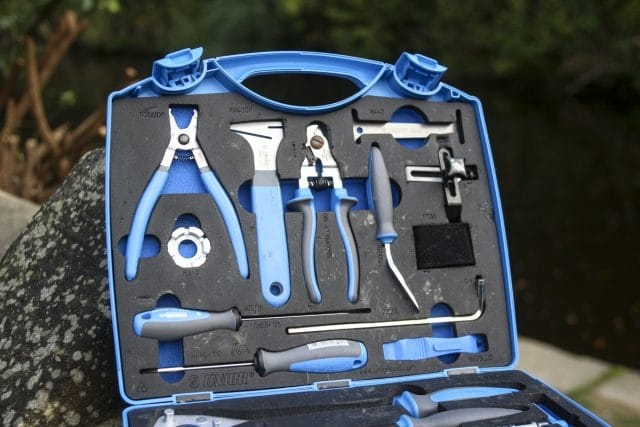 Want To Fix Your Bike? This Unior Home Tool Kit Might Have Everything You Need