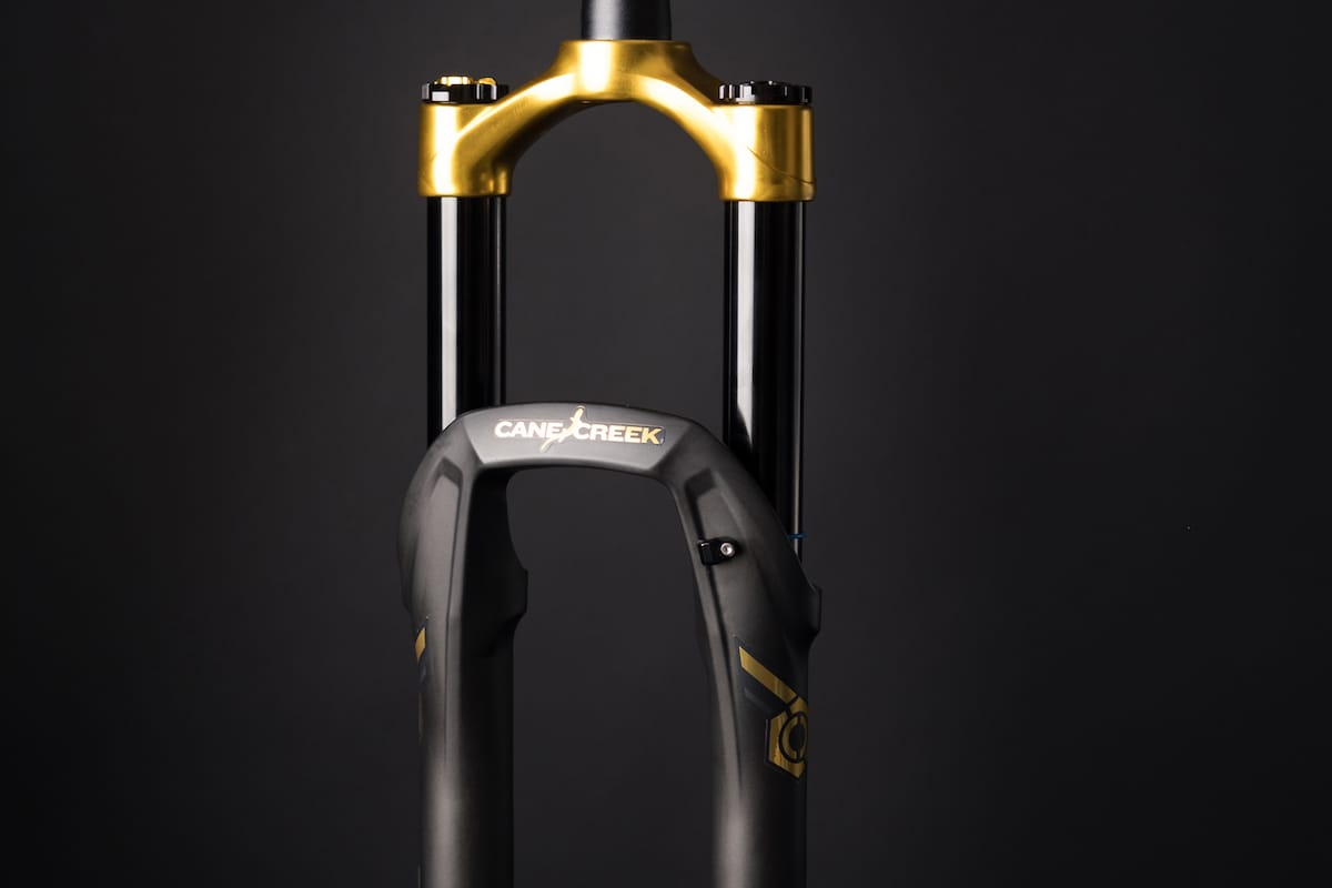cane creek helm fork gold limited edition