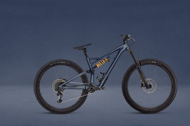 specialized stumpjumper enduro custom ohlins