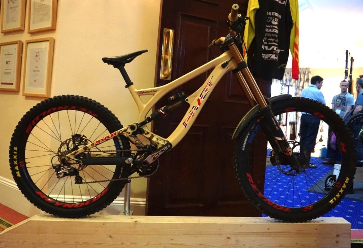 The 15 bikes that caught our eye at core bike 2018 for Bernard pineix