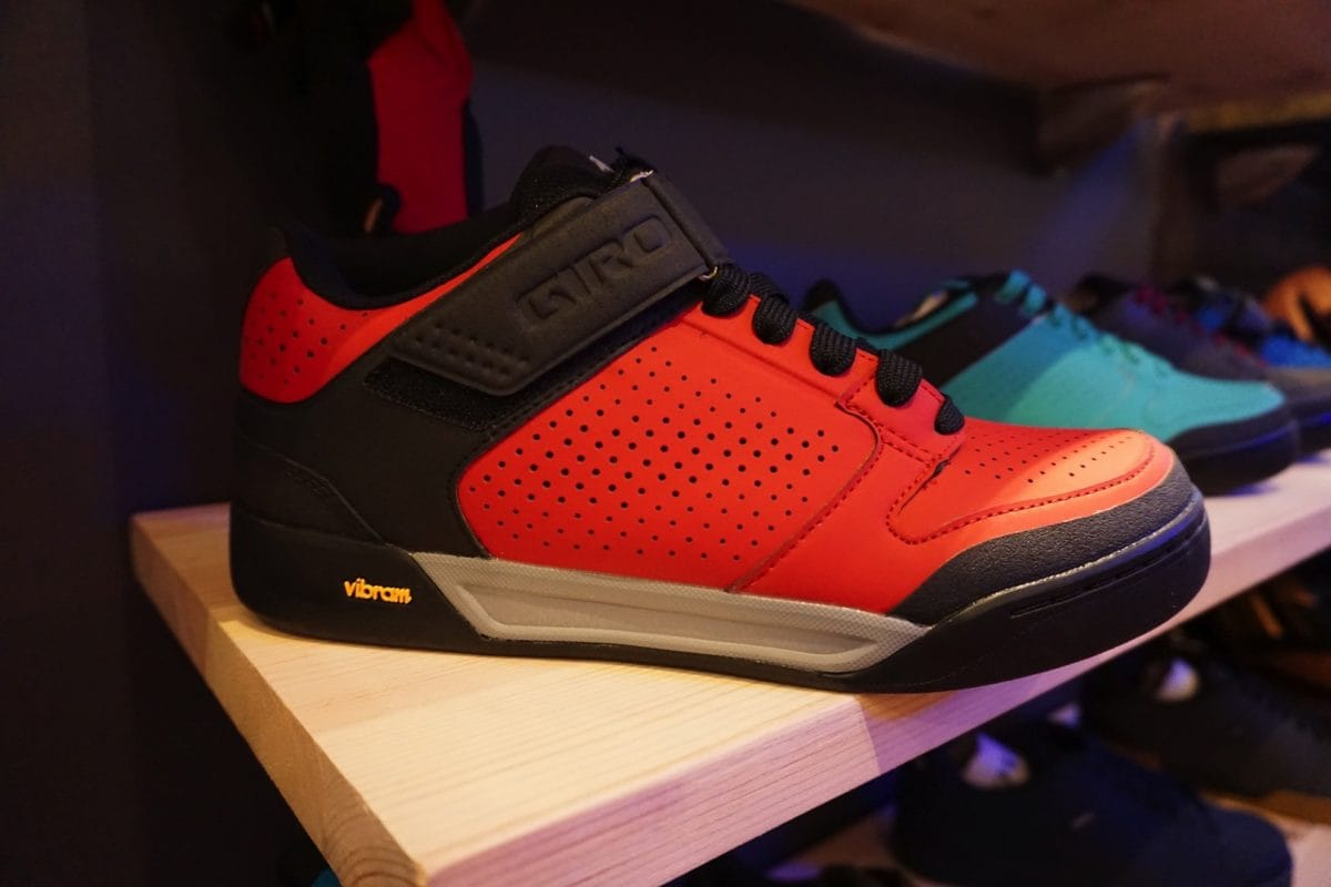 giro gravity shoes