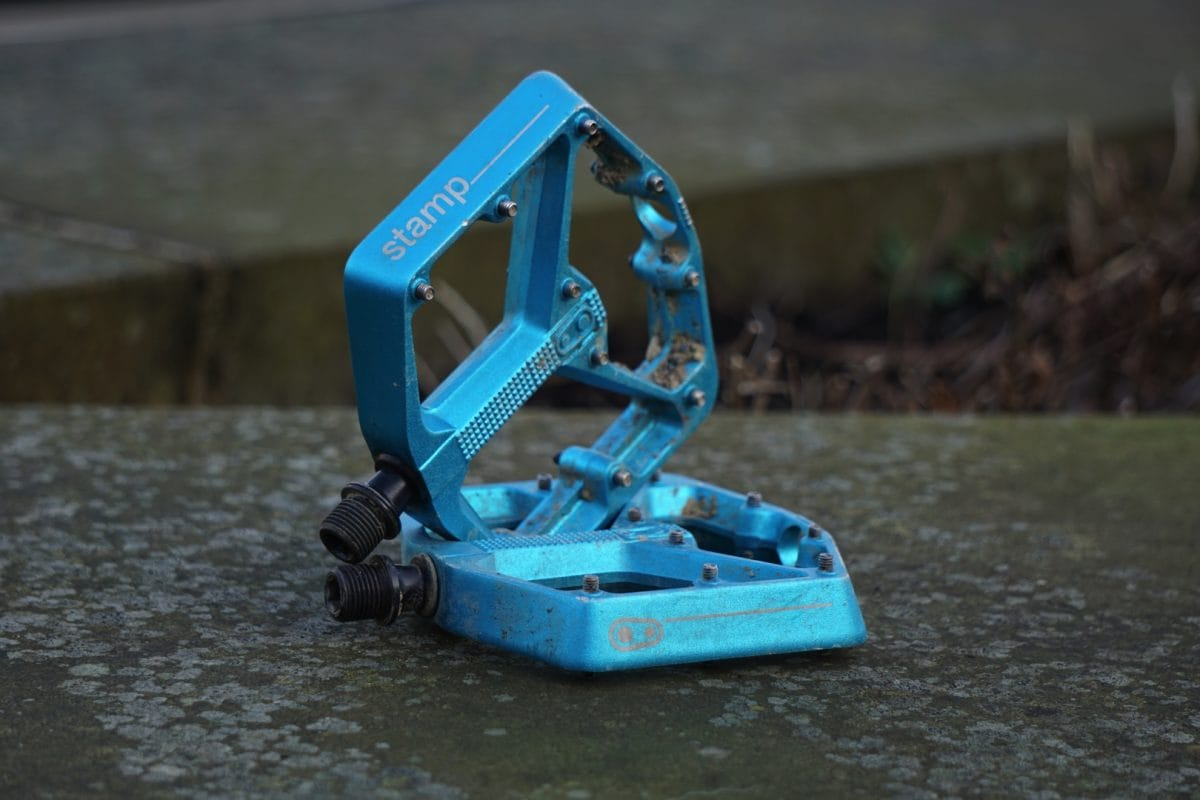 crank brothers stamp 3 pedal review