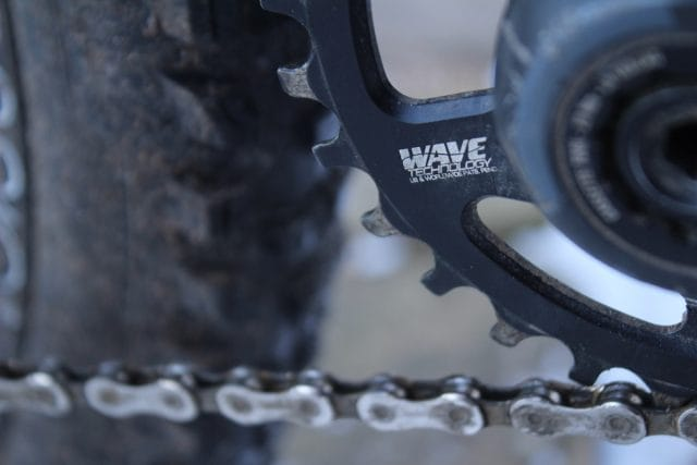 praxis lyft carbon crank chainring chain bottom bracket