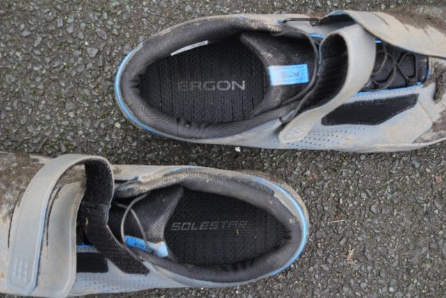ergon footbed shoe