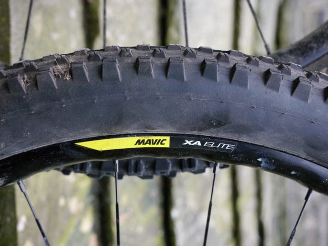 mavic xa elite wheels quest tyres