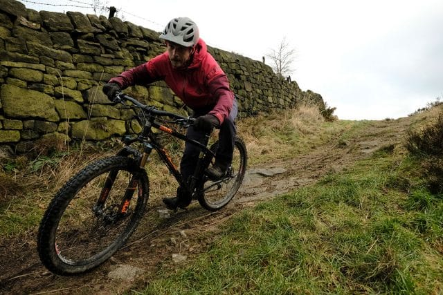 pace rc127+ hardtail steel reynolds 853 plus 2.6in wil calderdale todmorden
