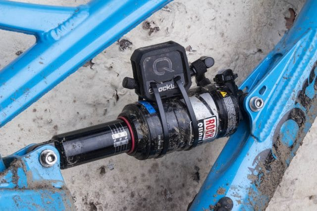 quarq shockwiz gadget electronic suspension