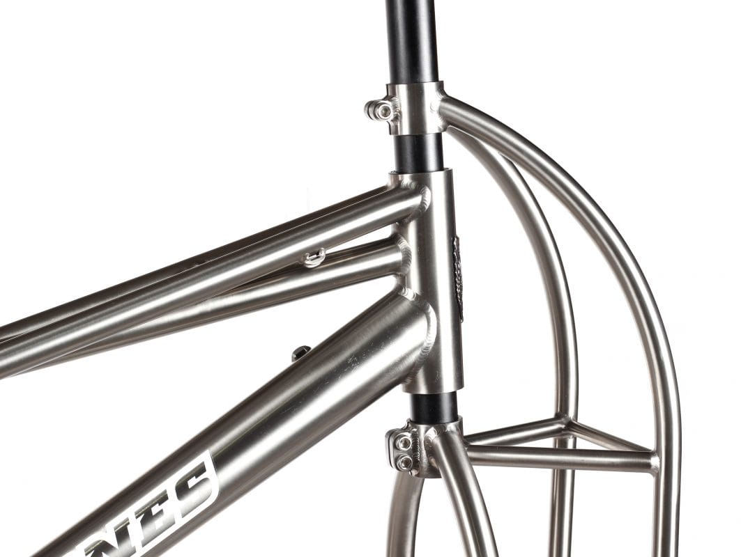 jones truss fork