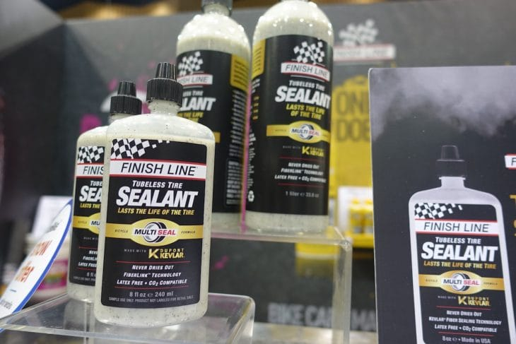 tubeless sealant finish line