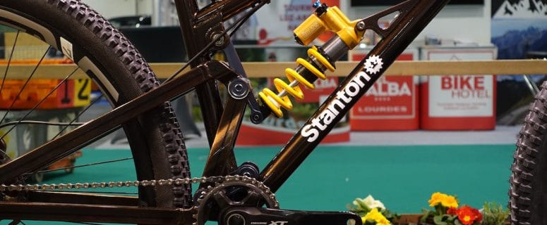 stanton switch9r full suspension steel uk made