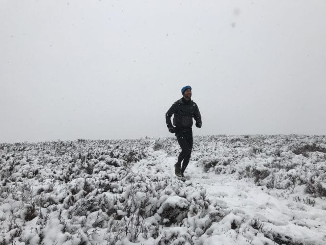 Ben Mounsey Fell Running