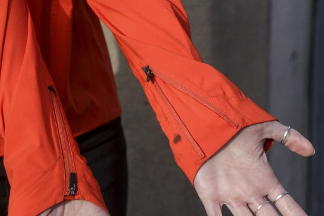 bontrager waterproof jacket
