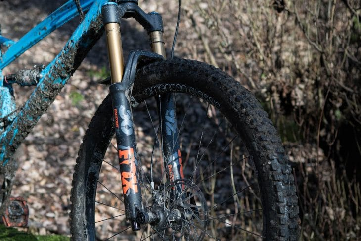 fox float kashima factory series fork