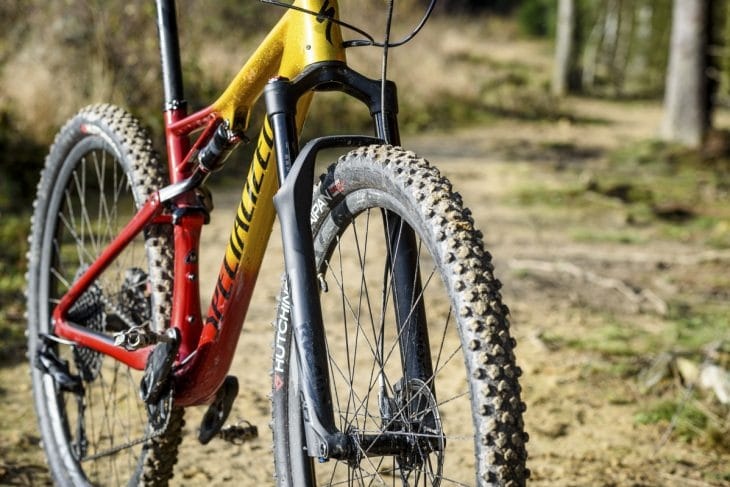specialized epic expert wil dalby forest sid rockshox