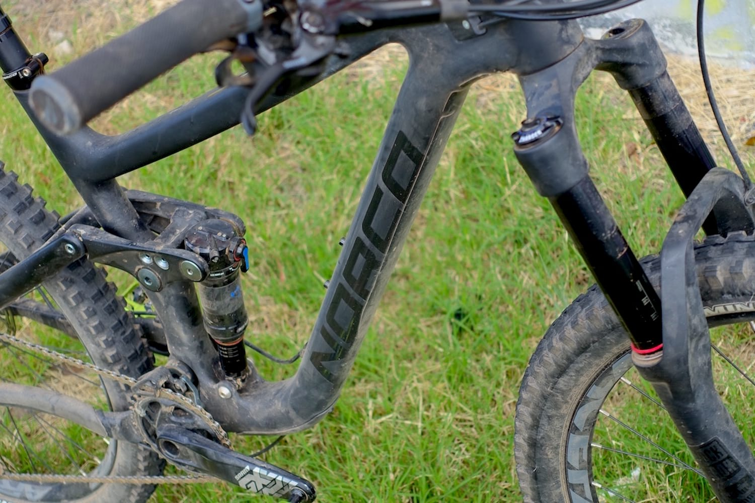 5c50da27c57 Review: The 2018 Norco Sight C2 is ready to shreddy straight out of ...
