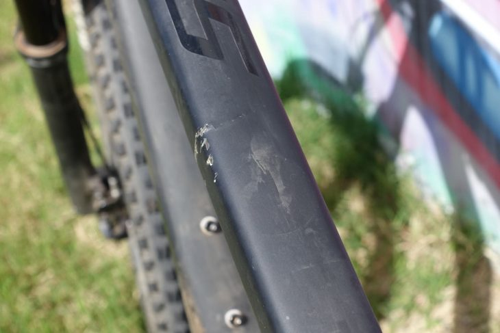 norco sight carbon damage broken