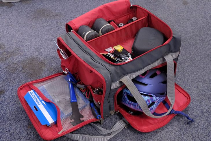 Velocis Race Bag