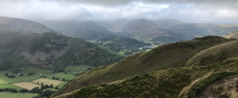 Lake District Hannah Clouds View