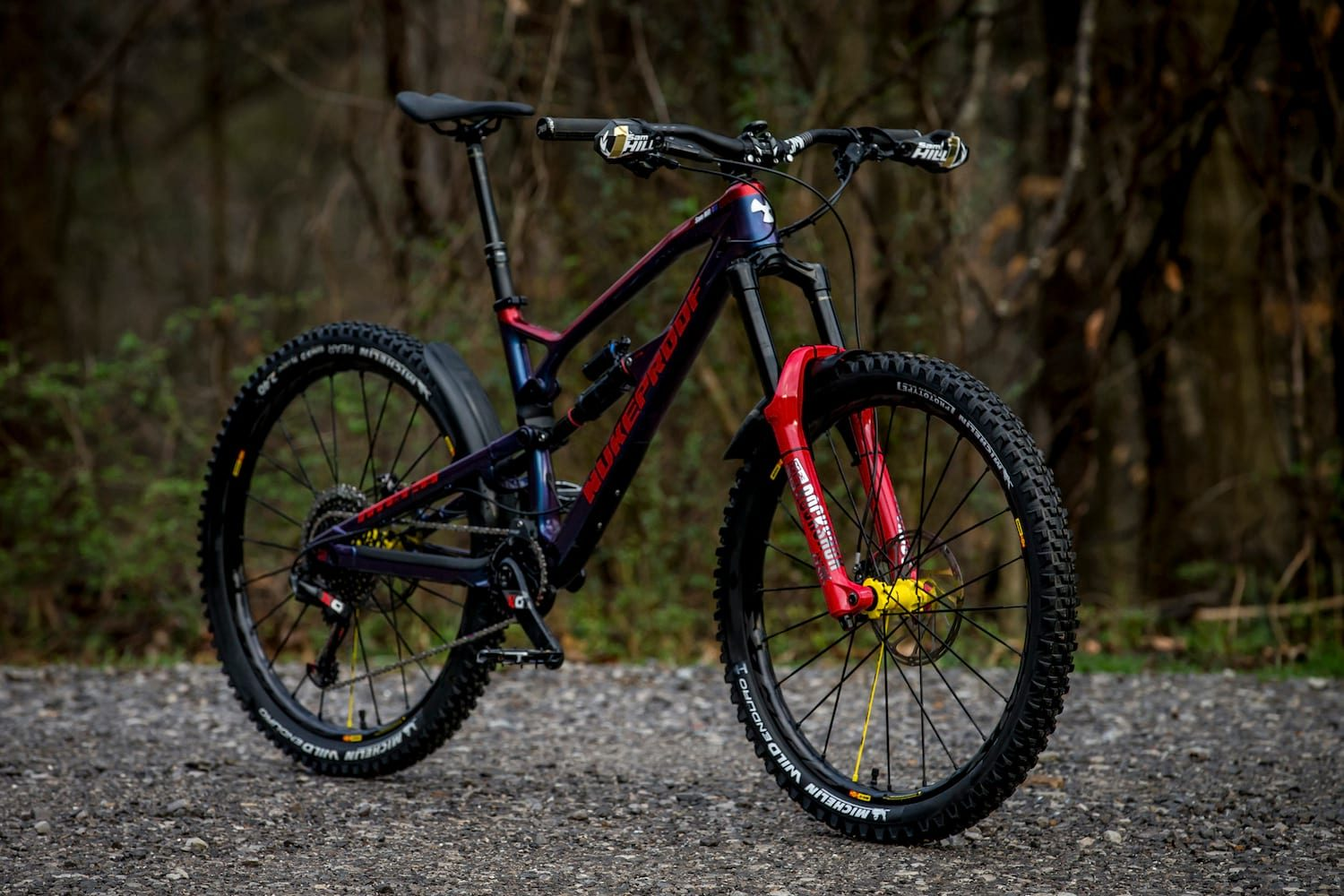 Rockshox Beams 2019 Lyrik Rc2 From The Future Along With