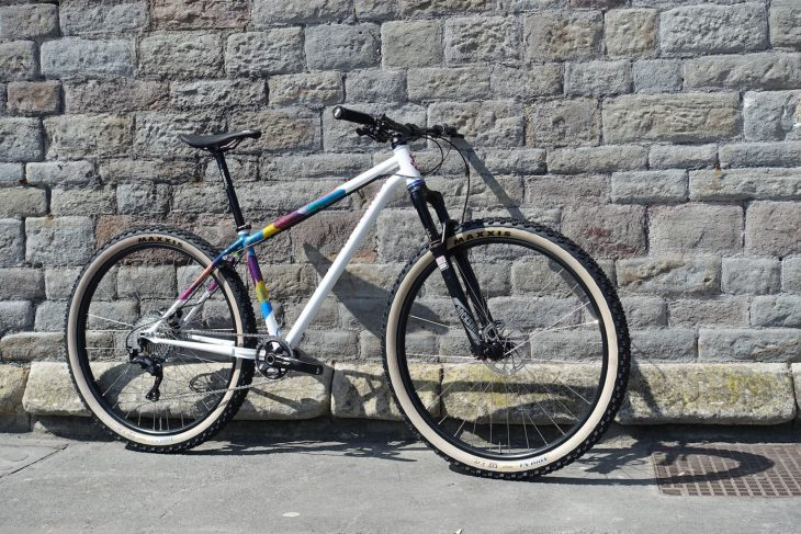 mecredi hardtail steel