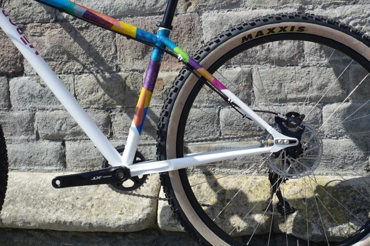 mecredi hardtail steel singlespeed