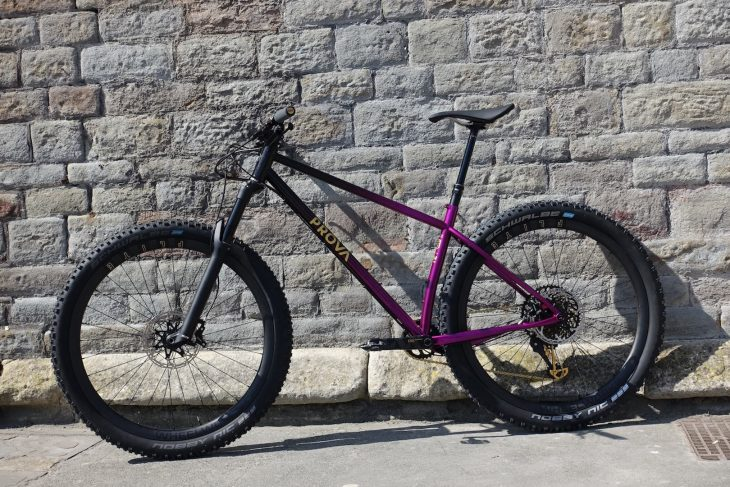 prova cycles ripido