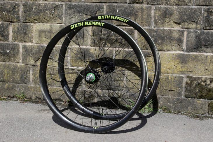 sixth element carbon wheels