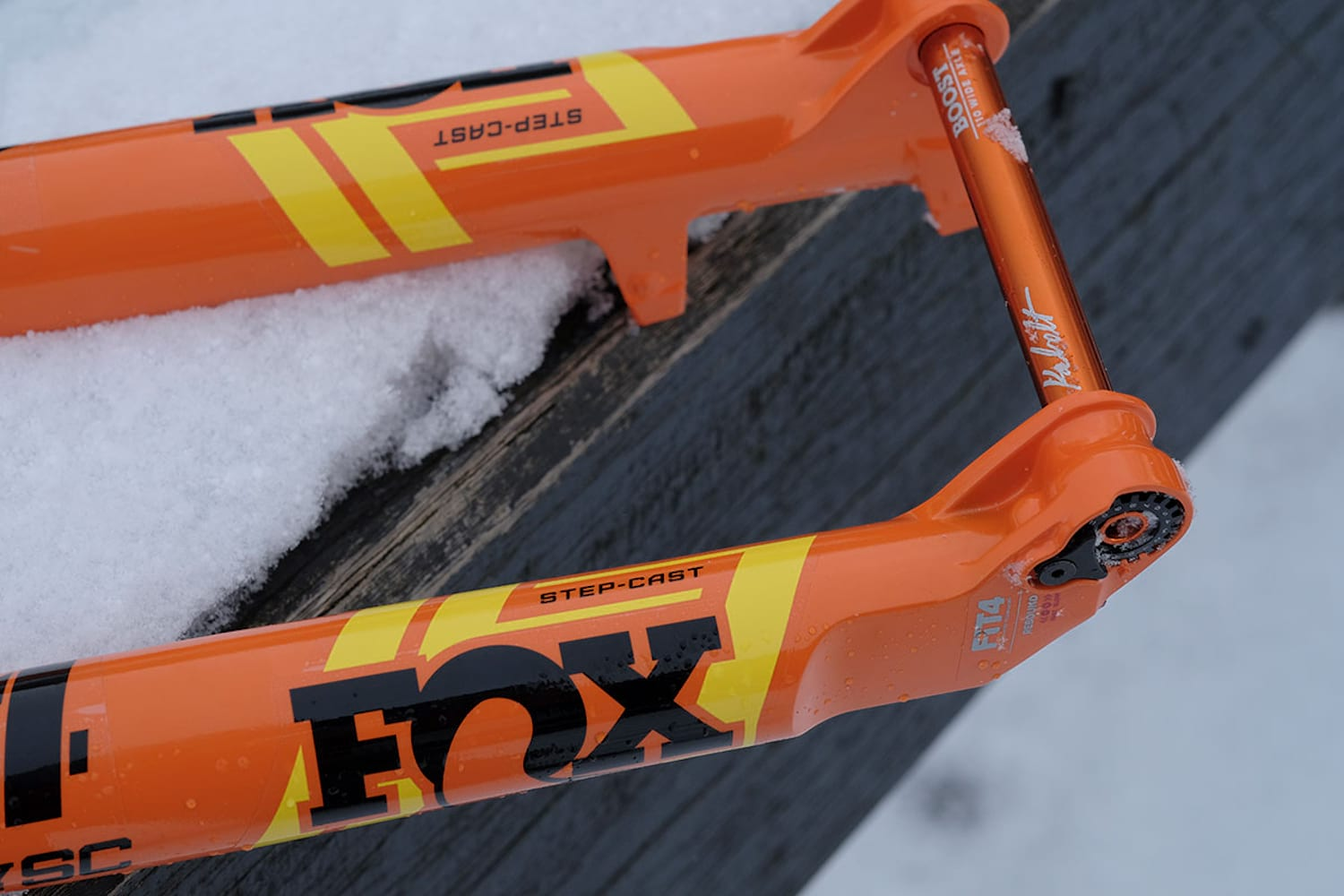 Review: Fox's brand new 34 Step-Cast fork is here from the