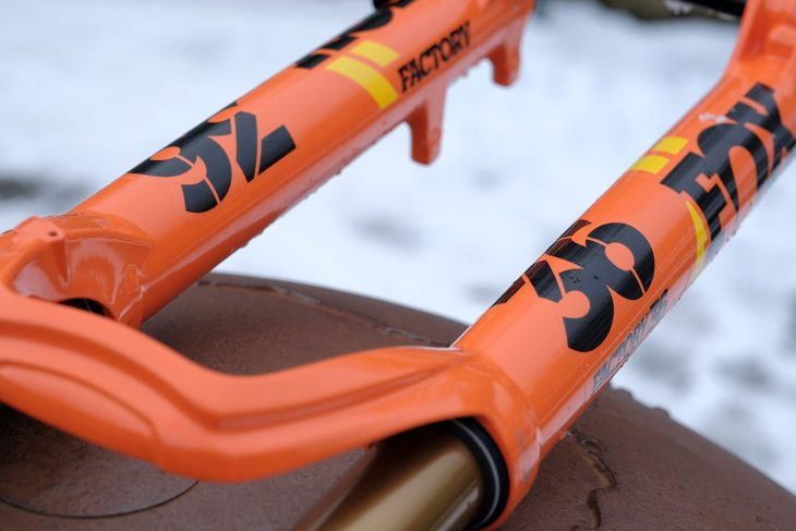 Review: The Fox 36 Factory Series fork gets the new FIT GRIP
