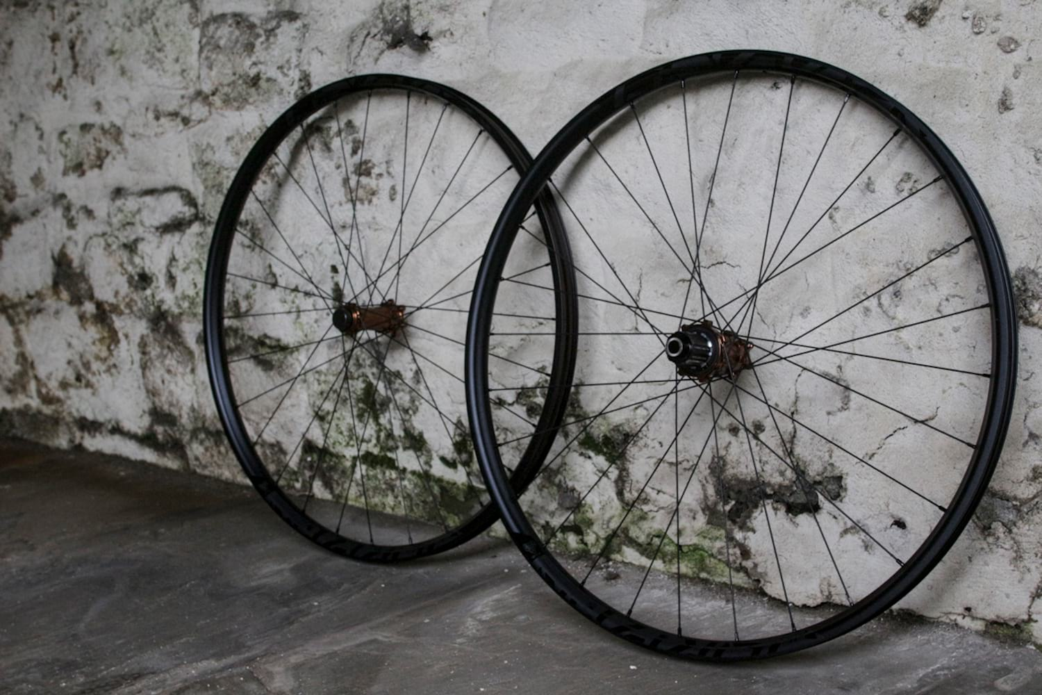 73700e2bb78 Review: The Nukeproof Horizon Wheelset Costs Less Than £350 And Is ...