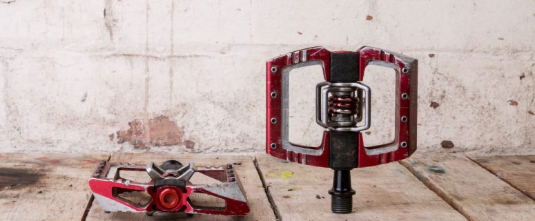 crank brothers mallet dh clip pedal issue 117