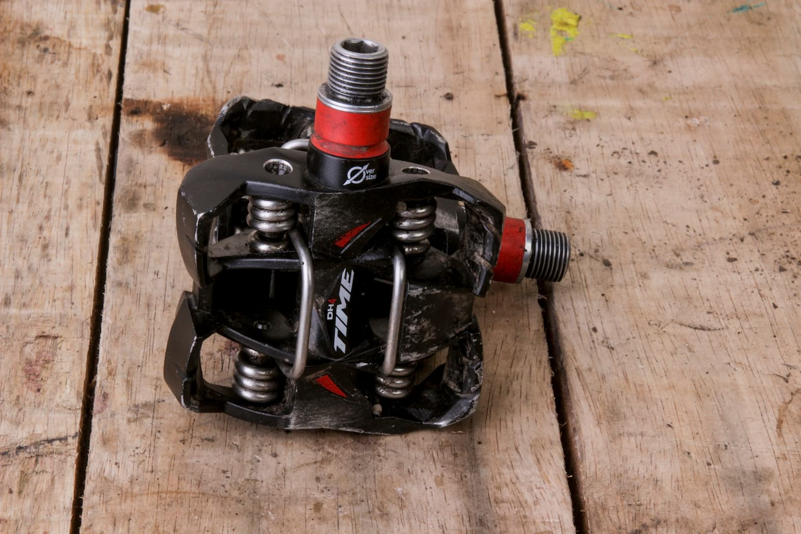 NEW Time ATAC DH4 MTB Pedals Black 2018