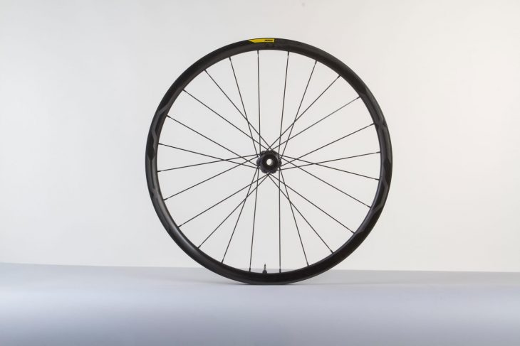 mavic xa pro carbon wheels issue 116