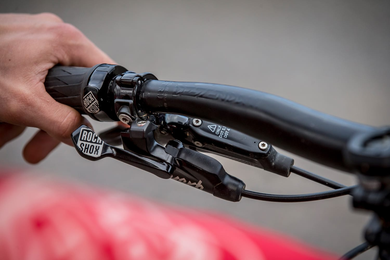 A Throttle For Your Mountain Bike Not Quite It S The
