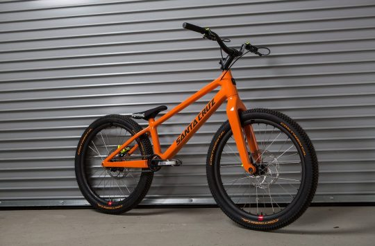 danny macaskill carbon trials bike