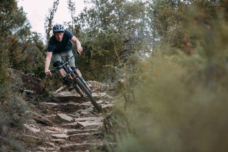 matt hunter specialized stumpjumper ainsa spain