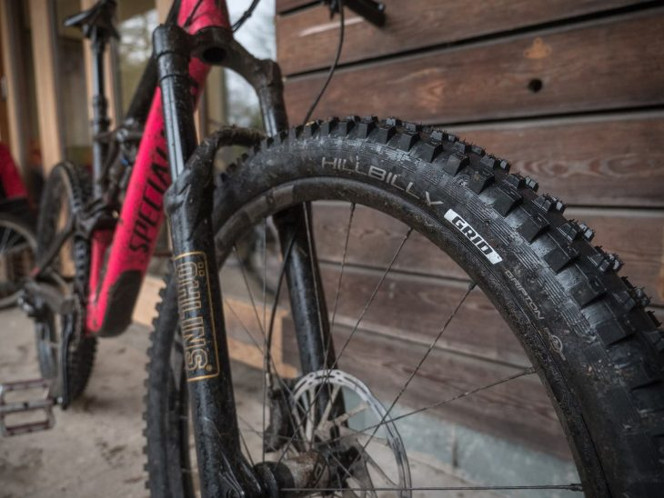 specialized hillbilly tyre grid mud