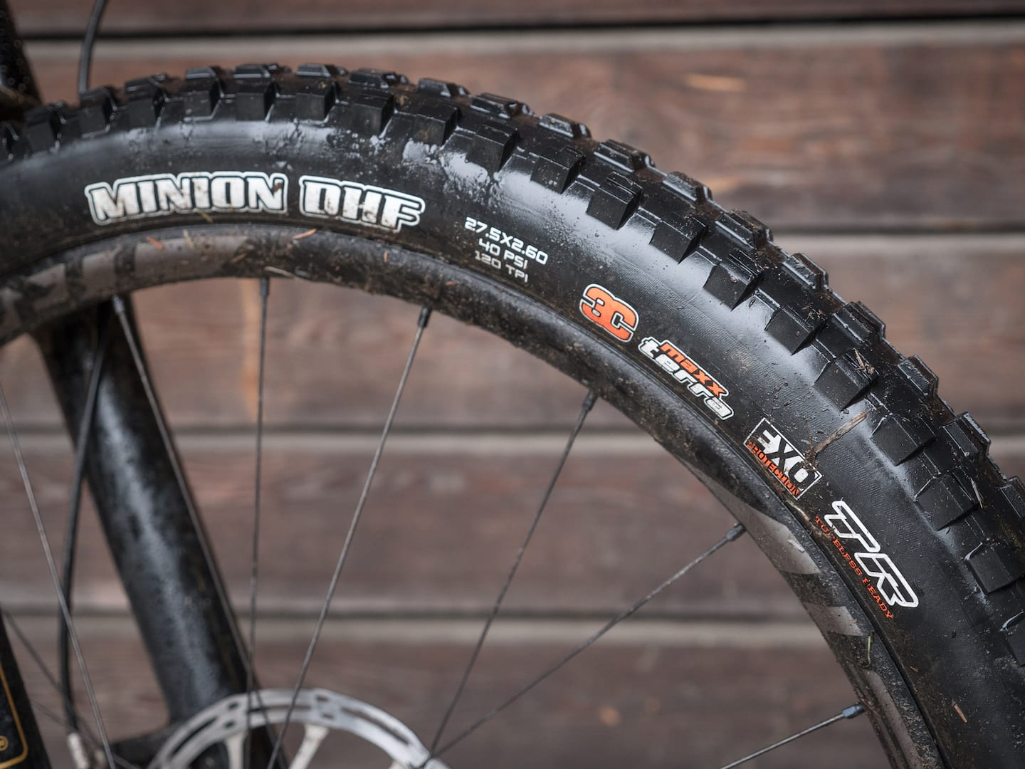 c948b1632a0 2.6in Tyre Grouptest - Maxxis Minion DHF EXO 3C Tyre Review ...