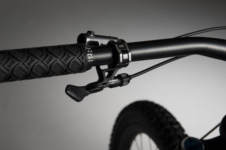 shimano xr m9100 dropper post lever