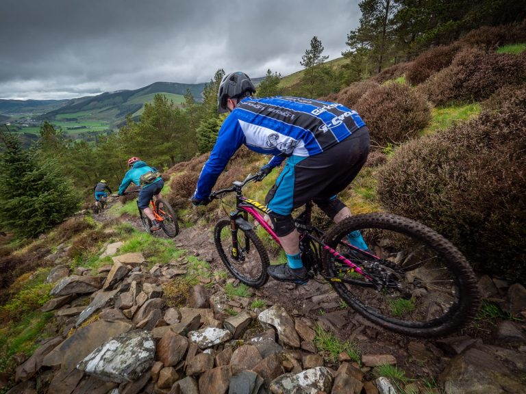 The Need For Tweed: The Scottish Valley With The Best Mountain Biking In the World?