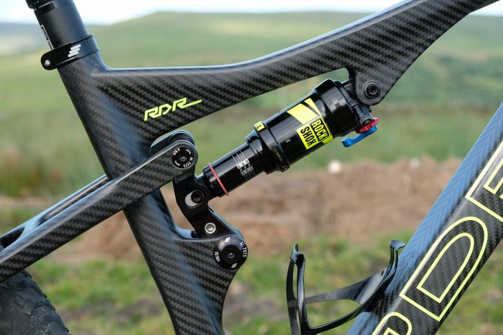 rdr italia, ares, carbon race bike